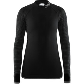 Craft Warm Intensity Crew Neck LS Damen black/granite